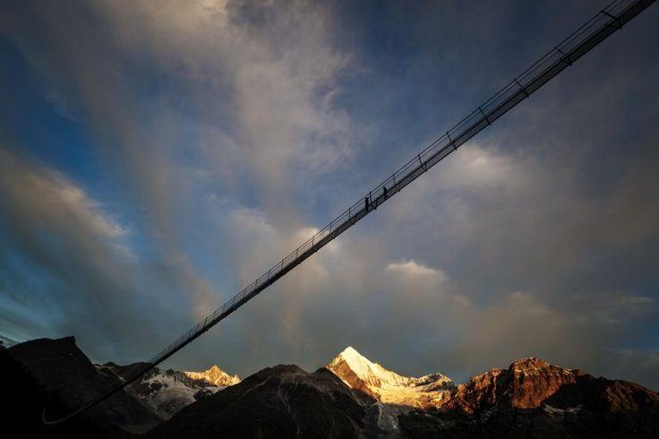 Ponte Charles Kuonen