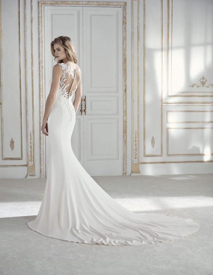 13 best Hochzeit Kleider images on Pinterest | Lace, Wedding ideas ...