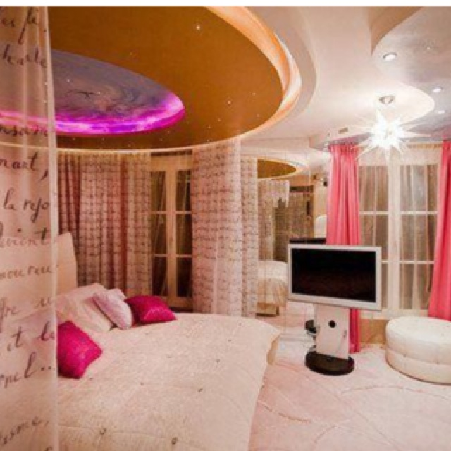 Cute Girl Bedroom Ideas   Your Daughter Will Love A Room Filled With Color,  Patterns, And Cute Accessories! Click Through To Find Oh So Pretty Bedroom  ...