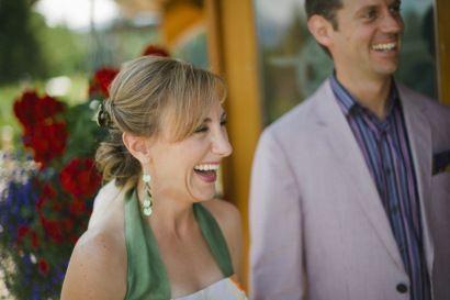 Kathy and Tim McDonald's - Romantic wedding adventures