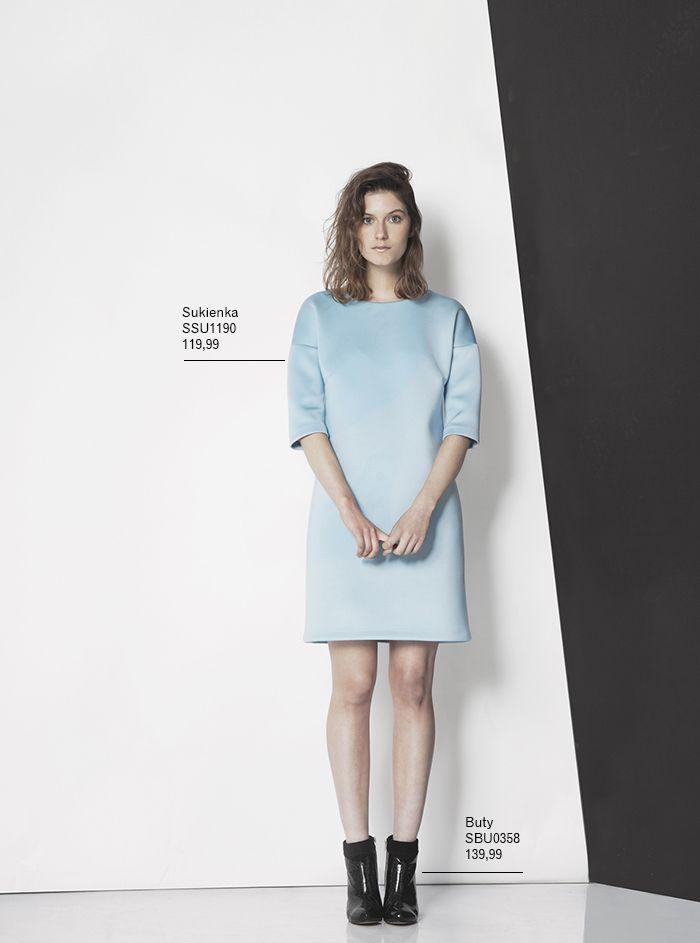 #sukienka z pianki