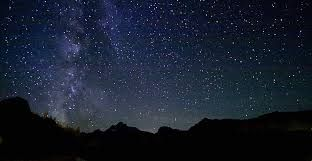 my dream-to watch the stars and sleep under them