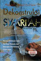 Toko Buku Sang Media : Dekonstruksi Syariah