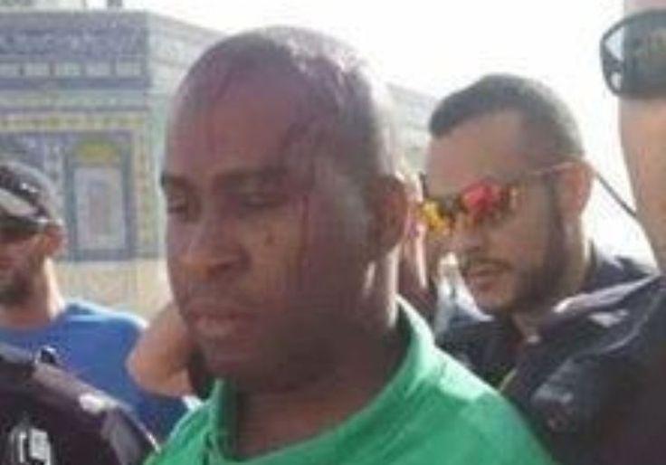 Christian French tourist beaten on Temple Mount for raising Israeli flag