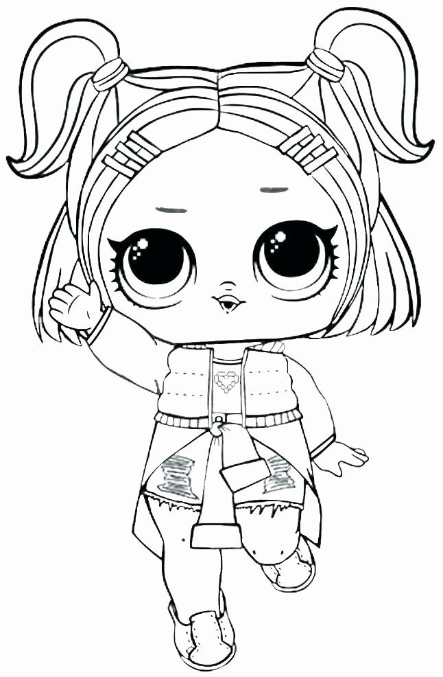 Lol Dolls Coloring Page Elegant Lol Dolls Coloring Pages Best Coloring Pages For Kids In 2020 Lol Dolls Coloring Books Sailor Moon Coloring Pages
