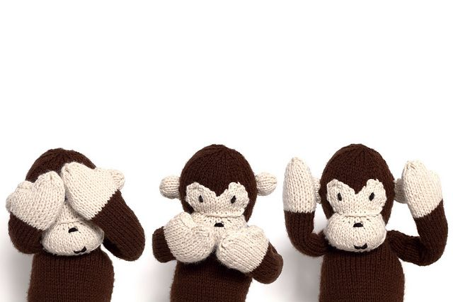 Three Wise Monkeys: Monkey Art, Three Wise Monkeys, Monkey Stuff
