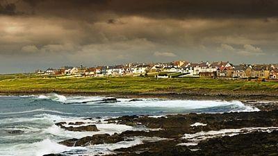 Severní Irsko - Portstewart Strnad