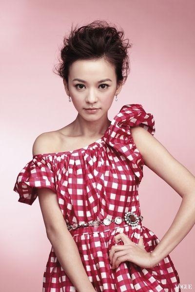 Ivy Chen in Vogue Magazine