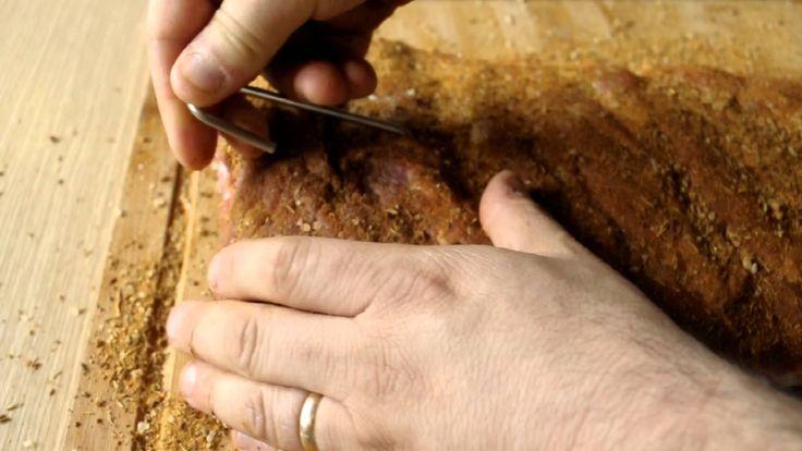 Ribs on your Slow Smoker Barrel Cooker #barrelcooker #slowsmoker