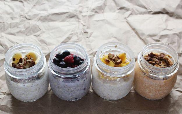 19 overnight oats