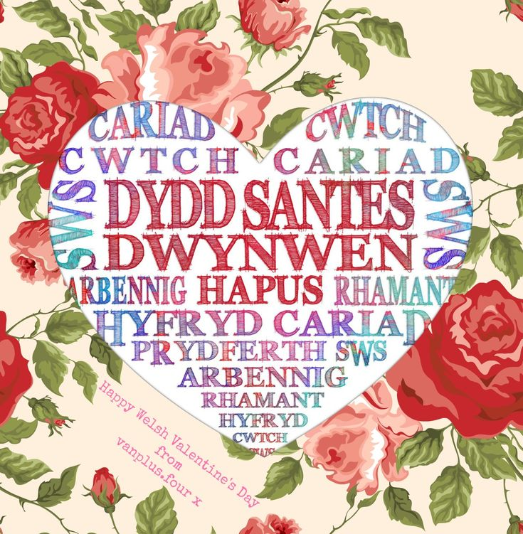 29 best st dwynwen's day 25th january images on pinterest | day, Ideas