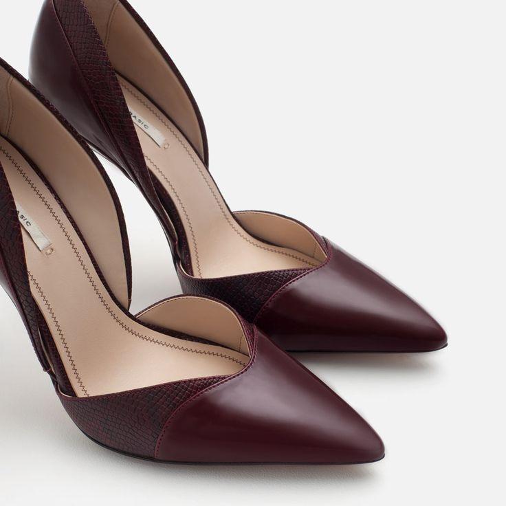 690c14bb6df6d1 Chaussures Zara Femme
