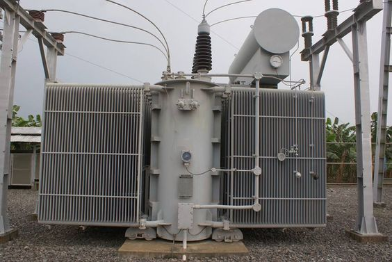 A #electric #transformer #substation usually has one or two power transformers, distribution equipment, control and protective devices, and auxiliary equipment  http://www.distribution-transformer.com/compact-substation/
