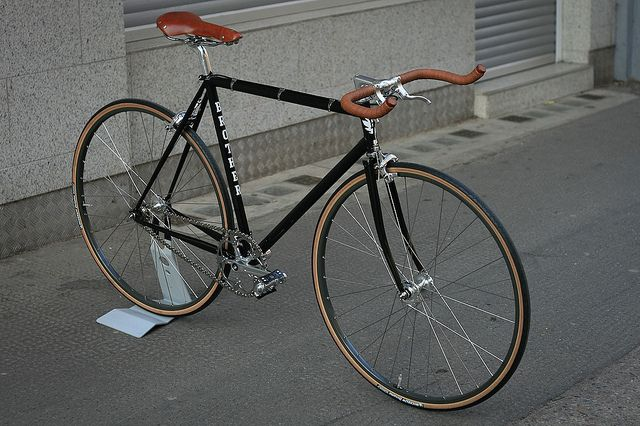 Goldsprint - Brother Cycles classic build