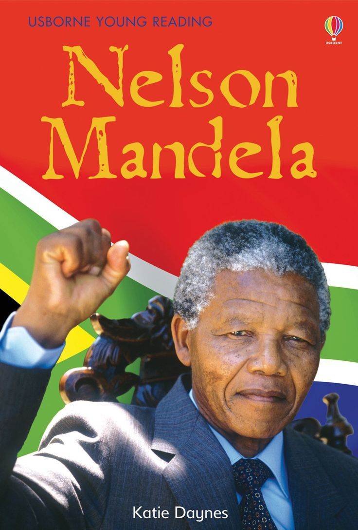 "Find out more about ""Nelson Mandela"", write a review or buy online."