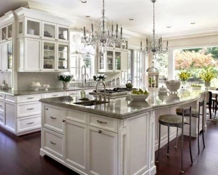 Learn More On How You Can Creatively Paint You Kitchen Cabinets White.