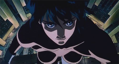 New GHOST IN THE SHELL Poster Marks Its 25th Anniversary Re-Release