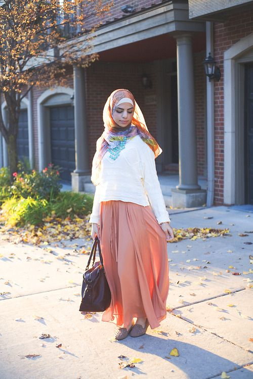 Woop ❤ hijab style