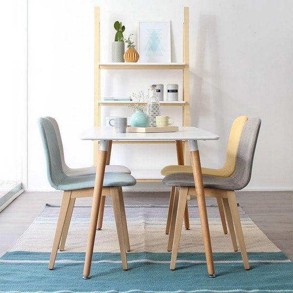 Las 25 mejores ideas sobre comedor peque o en pinterest for Mesas de comedor pequenas