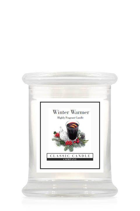 Winter Warmer  Classic Candle  Midi Jar