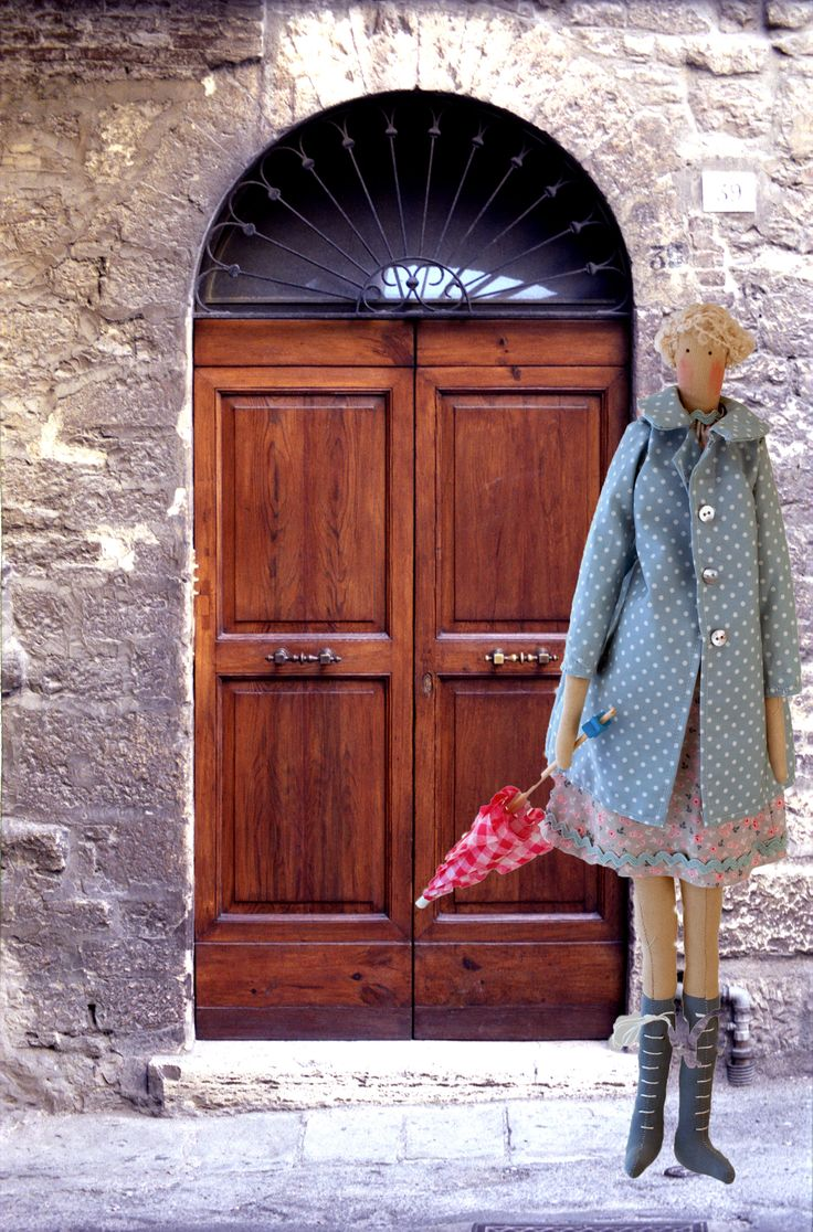 Tilda in Italie