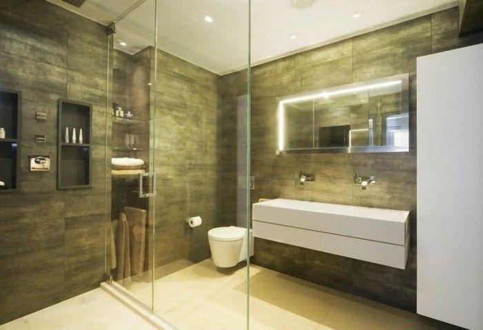 Oltre 25 fantastiche idee su piastrelle per doccia su - Rivestimento bagno economico ...