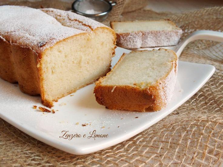 plumcake di gelato -