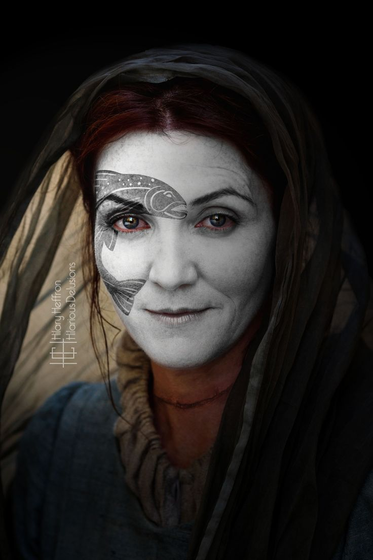 Catelyn Stark by: Hilary Heffron - Hilarious Delusions