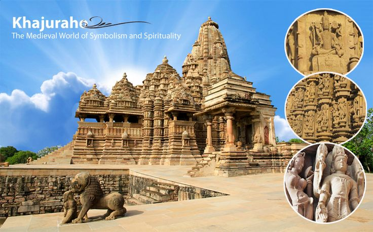 Embark on a journey to Khajuraho with #MaharajasExpress, and explore the multiple facets of Indian architecture and the ways of life in times immemorial.