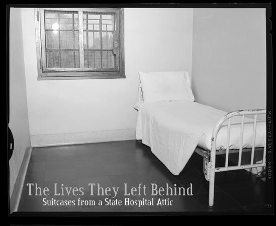 When Willard Psychiatric Center in New York's Finger Lakes closed in 1995, workers discovered hundreds of suitcases in the attic of an abandoned building. Many of them appeared untouched since their owners packed them decades earlier before entering the institution.