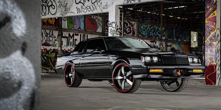black old school monte carlo | Buick G-Body | Pinterest ...