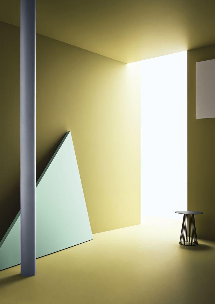 Die besten 25+ Bauhaus farben Ideen auf Pinterest Dunkler - design treppe holz lebendig aussieht