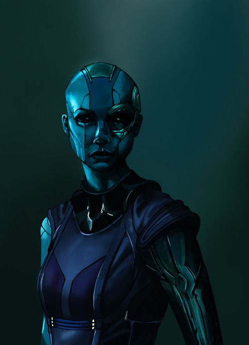 "Nebula - Marvel's ""Guardians of the Galaxy"""