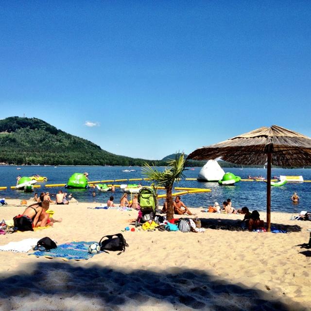 Machovo lake again:))