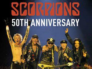 A+német+hard+rock+történetének+egyik+legfontosabb+zenekara,+a+Scorpions+ad+koncertet+február+29-én+hétfőn+a+Budapest+Sportarénában,+az+együttes+50.+születésnapját+ünneplő+világkörüli+turné+keretében.+A+jubileumhoz,+illetve+a+2014+februárjában+megjelent+19.+stúdiólemezhez,+a+Return+to+Foreverhöz…