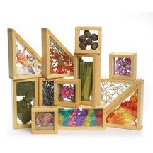 We just got these refillable blocks; they are fantastic...so many possibilities.