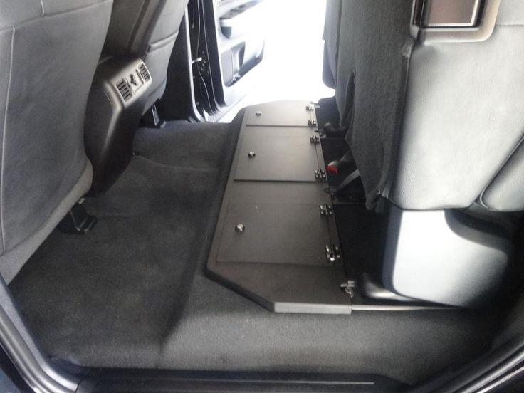 1794 Toyota Tundra >> ESP Truck Accessories 2014 & 2015 Tundra Crewmax Under Seat Storage | Tundra crewmax, Tundra ...