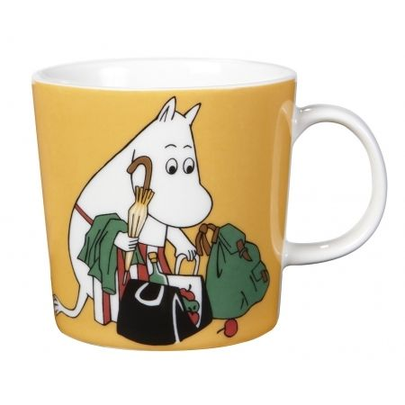 The NEW Moomin Moominmamma mug for 2014 by Arabia Finland For Only £15.95
