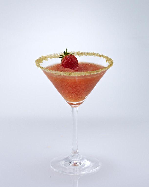 Unser beliebtes Rezept für Cocktail-Klassiker: Strawberry Daiquiri und mehr als 55.000 weitere kostenlose Rezepte auf LECKER.de.