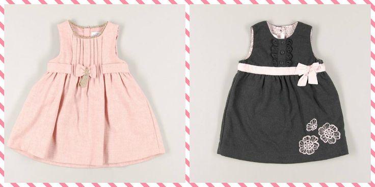 ¿Rosa o negro? 2 propuestas perfectas para esta Navidad. El rosa, de la talla 18 meses: http://www.quiquilo.es/catalogo-ropa-segunda-mano/vestido-sm-con-adorno-de-lacito-de-color-rosa-de-marca-mayoral.html El negro, de la talla 9 meses: http://www.quiquilo.es/catalogo-ropa-segunda-mano/vestido-de-pano-sin-mangas-con-lazo-rosa-de-color-gris-de-marca-hm.html