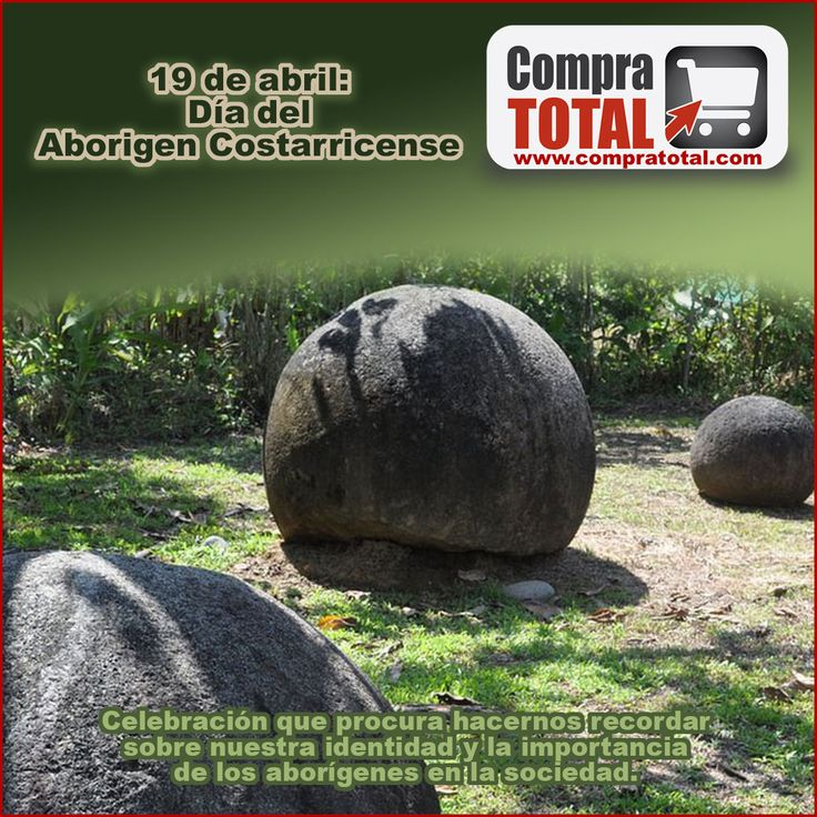 Día del Aborigen Costarricense  #CompraTotal - #HerramientasCostaRica