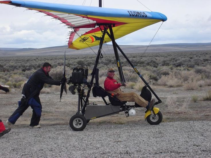 Learn To Fly A Trike 2 - Trike Flying to get your sport ...