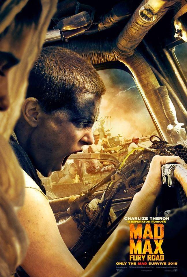 """Novos cartazes do filme """"Mad Max 4″  http://cinemabh.com/imagens/novos-cartazes-do-filme-mad-max-4"""