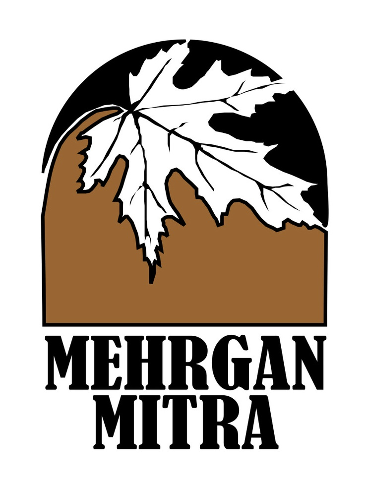 """Logo Design for the Company with the name of """"Mehrgan Mitra"""" Originating in the ages of ancient persia, """"Mehregan"""" was the persian festival of autumn and """"Mitra"""" was an ancient godess of sun."""