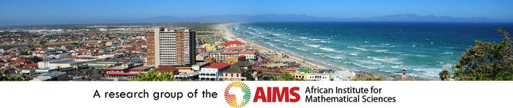 The African Institute for Mathematical Sciences (AIMS) is a tertiary education and research institute in Muizenberg, South Africa, established in September 2003. AIMS was formed as a partnership between the following universities: University of Stellenbosch, University of Cambridge, University of Cape Town, University of Oxford, University of Paris-Sud, and University of the Western Cape.