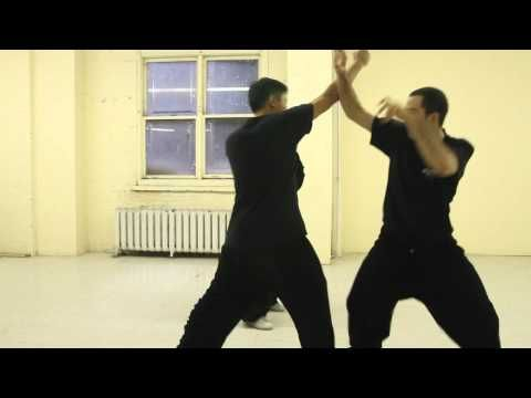 Xing Yi Quan ( Hsing-I, 河北形意拳 ) 5 Elements and Linking form - YouTube