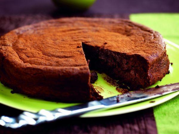 Chocoladetaart met sinaasappelroom - Libelle Lekker!