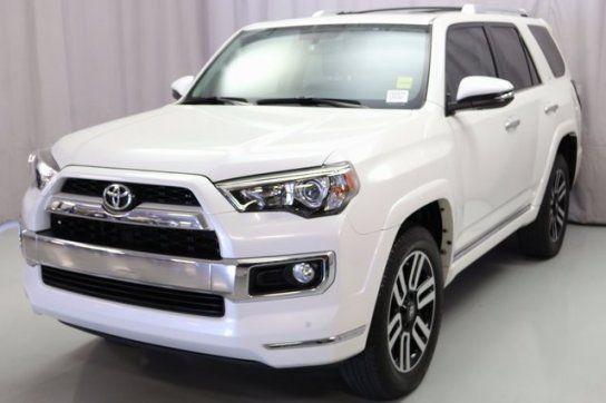 Sport Utility, 2015 Toyota 4Runner Limited with 4 Door in Phoenix, AZ (85014)
