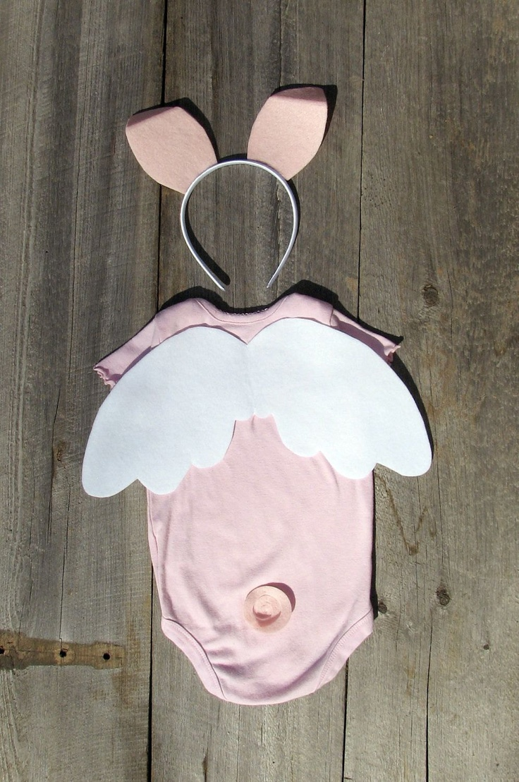 9 best when pigs fly images on pinterest little pigs flying pig when pigs fly halloween costume via etsy arubaitofo Images
