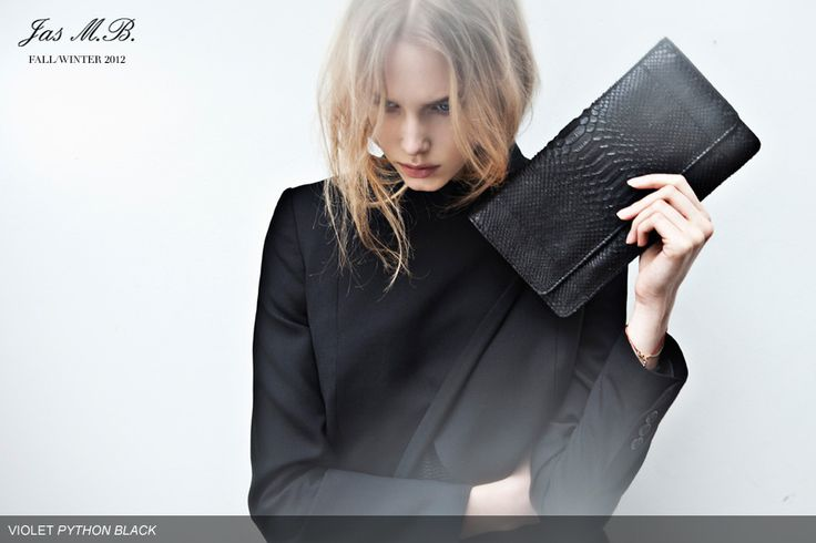Jas MB 2012 Autumn Winter Collection Gallery | Jas MB London - British Luxury Leather Accessories Designer Brand.